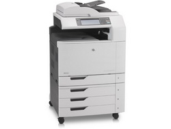 МФУ HP Color LaserJet CM6040