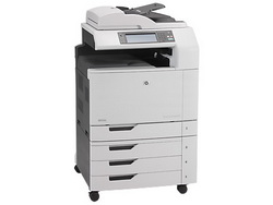 МФУ HP Color LaserJet CM6040f
