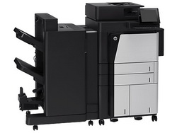 МФУ HP LaserJet Enterprise M830z NFC