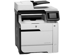 МФУ HP Color LaserJet Pro 300   M375nw