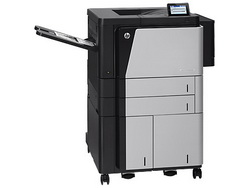 Принтер HP LaserJet Enterprise M806x+  NFC