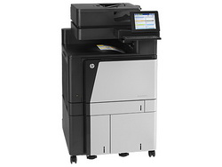 МФУ HP Color LaserJet Enterprise M880z+ NFC